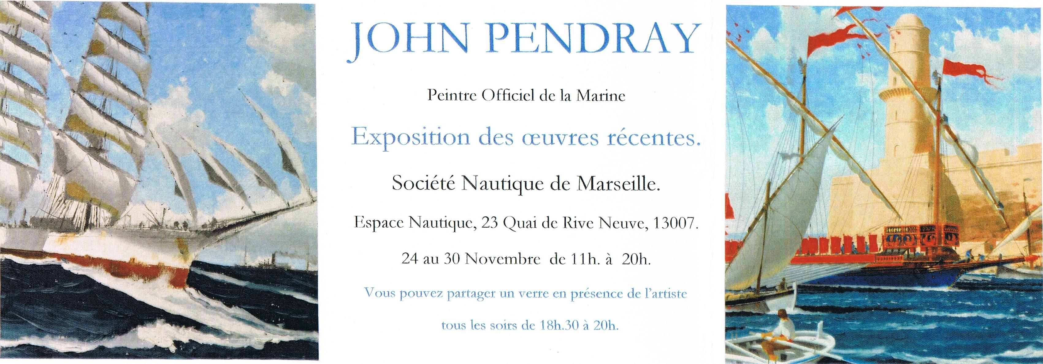 exhibition john pendray