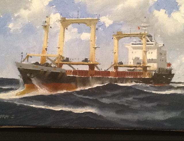Cargo Tarnako Oil 41/24 cm